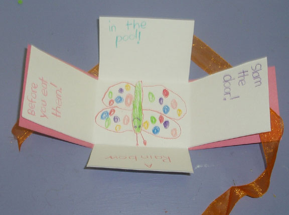 lesson plan bookmaking