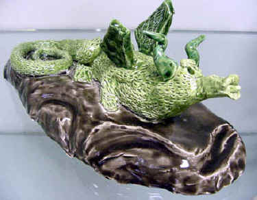 ceramic sculpture