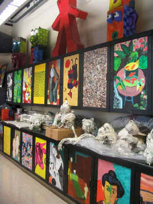 Designing your art room art room organization tips for Art room decoration school