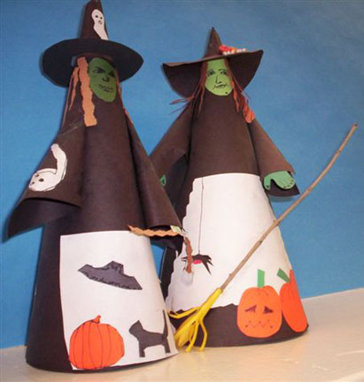 halloween lesson ideas witch
