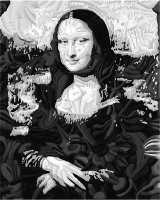 """an overview of the history and popularity of leonardo da vincis painting mona lisa The history and legacy of leonardo da vinci's mysterious """"mona lisa"""" by kelly richman-abdou on january 5, 2018 for centuries, audiences have been captivated by the mysterious mona lisa."""