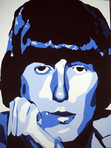 Art Lesson Plan: Pop Art for Today - Celebrity Portraits ...
