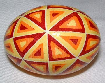 pysanky ukrainian egg