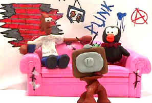 art lesson claymation clay animation. Black Bedroom Furniture Sets. Home Design Ideas