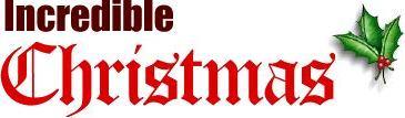 Incredible Christmas Page