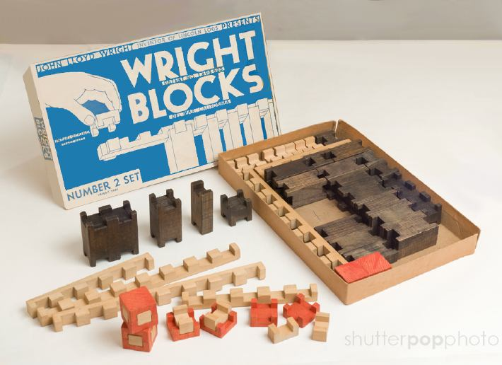 wright blocks