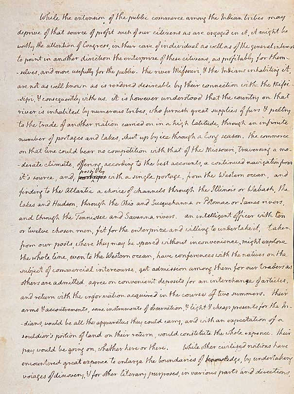 lewis and clark exploration essay Lewis and clark during their expedition, meriwether lewis and william clark faced numerous obstacles as they worked toward their goal of charting america s.