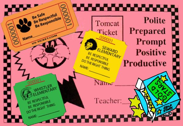 Classroom Reward Ideas High School ~ Positive behavioral interventions and supports pbis