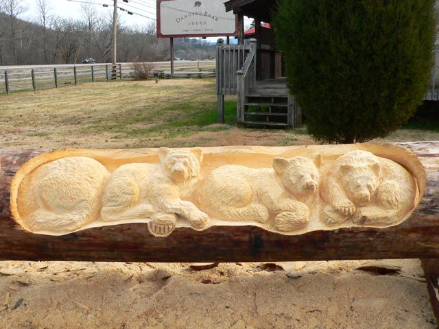 Chainsaw art gains popularity