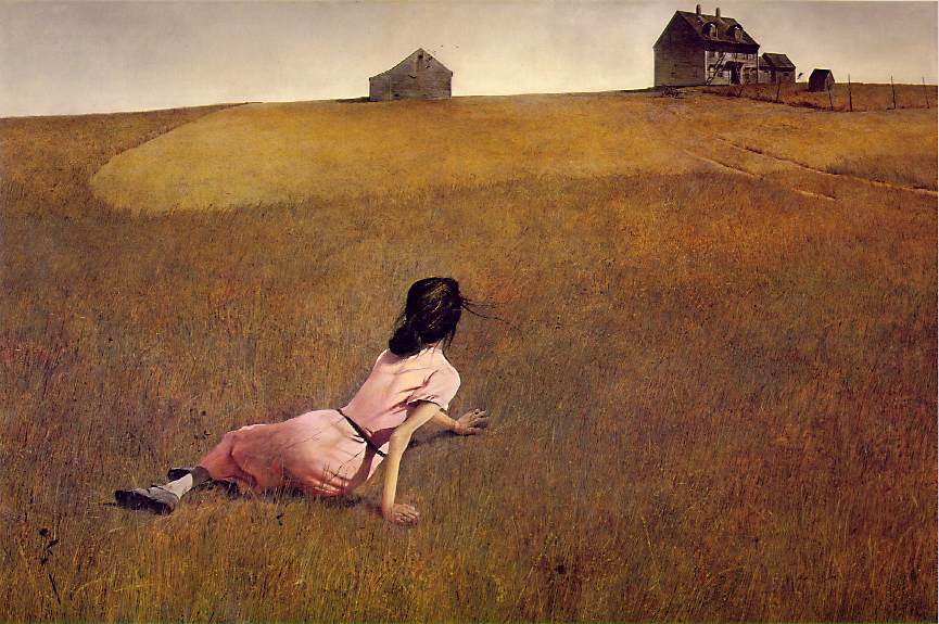 A tribute to andrew wyeth for Most famous house songs